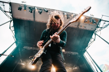 Band Of Skulls performing at the Rifflandia Music Festival in Victoria, British Columbia on September 17, 2016. (Photo: Timothy Nguyen/Aesthetic Magazine)