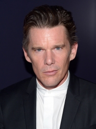 """Actor Ethan Hawke attends """"The Magnificent Seven"""" premiere screening party at Storys Building in Toronto, Canada on September 8, 2016 during TIFF 2016. (Photo: Matt Winkelmeyer/Getty)"""