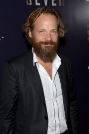 """Actor Peter Sarsgaard attends """"The Magnificent Seven"""" premiere screening party at Storys Building in Toronto, Canada on September 8, 2016 during TIFF 2016. (Photo: Matt Winkelmeyer/Getty)"""