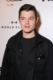"Actor Sam Riley attends the ""Free Fire"" premiere screening party hosted by Bulleit at Early Mercy during TIFF 2016 on September 8, 2016 in Toronto, Canada. (Photo: Todd Williamson/Getty)"