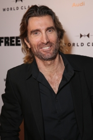 "Actor Sharlto Copley attends the ""Free Fire"" premiere screening party hosted by Bulleit at Early Mercy during TIFF 2016 on September 8, 2016 in Toronto, Canada. (Photo: Todd Williamson/Getty)"