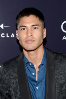 """Actor Martin Sensmeier attends """"The Magnificent Seven"""" premiere screening party at Storys Building in Toronto, Canada on September 8, 2016 during TIFF 2016. (Photo: Matt Winkelmeyer/Getty)"""