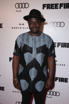"Actor Babou Ceesay attends the ""Free Fire"" premiere screening party hosted by Bulleit at Early Mercy during TIFF 2016 on September 8, 2016 in Toronto, Canada. (Photo: Todd Williamson/Getty)"