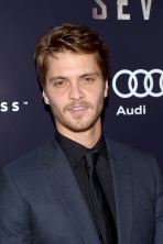 """Actor Luke Grimes attends """"The Magnificent Seven"""" premiere screening party at Storys Building in Toronto, Canada on September 8, 2016 during TIFF 2016. (Photo: Matt Winkelmeyer/Getty)"""