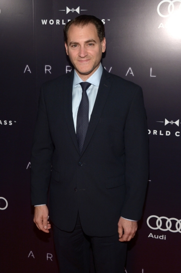 """Actor Michael Stuhlbarg attends the """"Arrival"""" premiere screening party at Storys Building on September 12, 2016 in Toronto, Canada during TIFF 2016. (Photo: Matt Winkelmeyer)"""