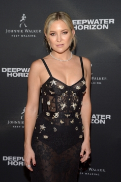 "Actress Kate Hudson attends the ""Deepwater Horizon"" premiere screening afterparty at The Addison Residence on September 13, 2016 in Toronto, Canada during TIFF 2016. (Photo: Matt Winkelmeyer/Getty)"