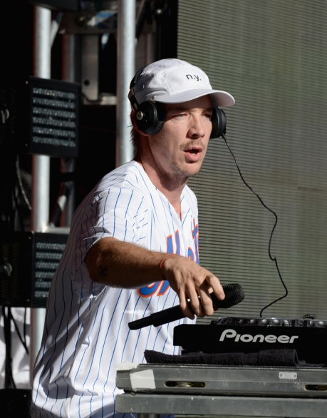 Diplo of Major Lazer performs at the 2016 Global Citizen Festival in Central Park in New York City on September 24, 2016. (Photo: Kevin Mazur/Getty)
