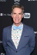 Bill Nye attends the 2016 Global Citizen Festival in Central Park in New York City on September 24, 2016. (Photo: Noam Galai/Getty)