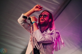 The Darcys performing at the Rifflandia Music Festival in Victoria, British Columbia on September 18, 2016. (Photo: Timothy Nguyen/Aesthetic Magazine)
