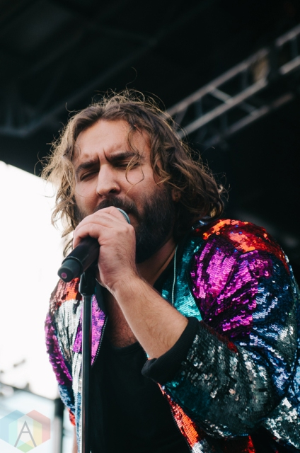 Coleman Hell performing at the Rifflandia Music Festival in Victoria, British Columbia on September 17, 2016. (Photo: Timothy Nguyen/Aesthetic Magazine)