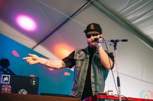 Grossbuster performing at the Rifflandia Music Festival in Victoria, British Columbia on September 16, 2016. (Photo: Timothy Nguyen/Aesthetic Magazine)