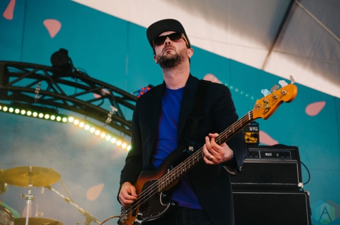 Astrocolor performing at the Rifflandia Music Festival in Victoria, British Columbia on September 18, 2016. (Photo: Timothy Nguyen/Aesthetic Magazine)