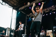 The Zolas performing at the Rifflandia Music Festival in Victoria, British Columbia on September 17, 2016. (Photo: Timothy Nguyen/Aesthetic Magazine)