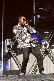 ASAP Ferg performing at the Made In America Festival at the Benjamin Franklin Parkway in Philadelphia, Pennsylvania on September 3, 2016. (Photo: Saidy Lopez/Aesthetic Magazine)