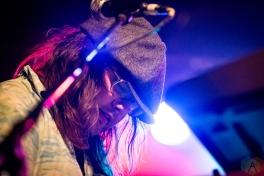 Adam Baldwin performing at Lee's Palace in Toronto on September 14, 2016. (Photo: Brendan Albert/Aesthetic Magazine)