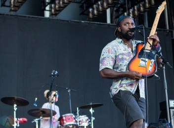 Bloc Party performs at the Life Is Beautiful Music Festival in Las Vegas on September 23, 2016. (Photo: Meghan Lee/Aesthetic Magazine)