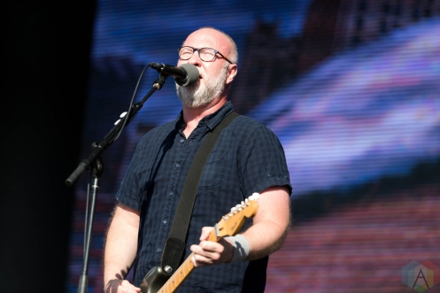 Bob Mould performing at Riot Fest Chicago on September 17, 2016. (Photo: Katie Kuropas/Aesthetic Magazine)
