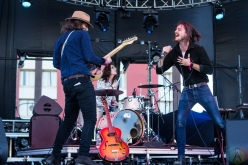 Brumby performs at the Life Is Beautiful Music Festival in Las Vegas on September 23, 2016. (Photo: Meghan Lee/Aesthetic Magazine)