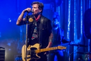 Butch Walker performing at the Mod Club in Toronto on September 3, 2016. (Photo: Andrew Hartl/Aesthetic Magazine)