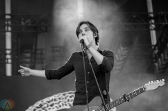 Catfish And The Bottlemen perform at the Life Is Beautiful Music Festival in Las Vegas on September 23, 2016. (Photo: Meghan Lee/Aesthetic Magazine)