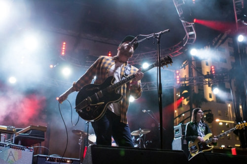 City And Colour performs at the Life Is Beautiful Music Festival in Las Vegas on September 23, 2016. (Photo: Meghan Lee/Aesthetic Magazine)