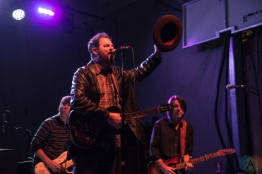 Drive-By Truckers performing at the Toronto Urban Roots Festival in Toronto on September 16, 2016. (Photo: Morgan Hotston/Aesthetic Magazine)
