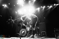 Ra Ra Riot performs at Sound Academy in Toronto on September 21, 2016. (Photo: Janine Van Oostrom/Aesthetic Magazine)