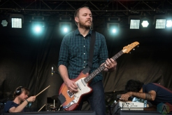 Explosions In The Sky performing at the Toronto Urban Roots Festival in Toronto on September 16, 2016. (Photo: Morgan Hotston/Aesthetic Magazine)