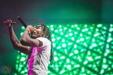 Fetty Wap performing at the Bumbershoot Music Festival in Seattle on September 2, 2016. (Photo: Daniel Hager/Aesthetic Magazine)