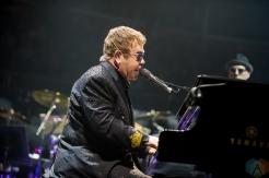 Elton John performs at Budweiser Gardens in London, Ontario on September 29, 2016. (Photo: Orest Dorosh/Aesthetic Magazine)