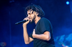 J Cole performs at the Life Is Beautiful Music Festival in Las Vegas on September 24, 2016. (Photo: Meghan Lee/Aesthetic Magazine)
