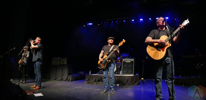 The Proclaimers perform at the Danforth Music Hall in Toronto on September 24, 2016. (Photo: Mike Fowler/Aesthetic Magazine)