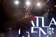 Atlas Genius performs at the Life Is Beautiful Music Festival in Las Vegas on September 25, 2016. (Photo: Meghan Lee/Aesthetic Magazine)