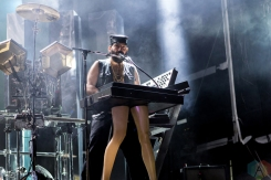 Chromeo performs at the Life Is Beautiful Music Festival in Las Vegas on September 25, 2016. (Photo: Meghan Lee/Aesthetic Magazine)