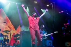 Young The Giant performs at the Life Is Beautiful Music Festival in Las Vegas on September 25, 2016. (Photo: Meghan Lee/Aesthetic Magazine)