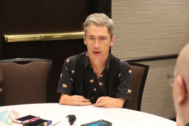 Mat Fraser (American Horror Story) at Fan Expo 2016 in Toronto. (Photo: Stephan Ordonez/Aesthetic Magazine)