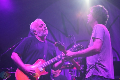 Ween performing at the Toronto Urban Roots Festival in Toronto on September 17, 2016. (Photo: Curtis Sindrey/Aesthetic Magazine)