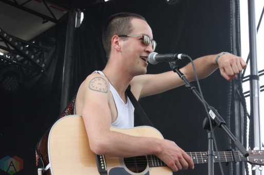 Marlon Williams performing at the Toronto Urban Roots Festival in Toronto on September 18, 2016. (Photo: Curtis Sindrey/Aesthetic Magazine)