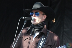 Corb Lund performing at the Toronto Urban Roots Festival in Toronto on September 18, 2016. (Photo: Curtis Sindrey/Aesthetic Magazine)