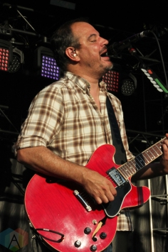 Matthew Good performing at the Toronto Urban Roots Festival in Toronto on September 18, 2016. (Photo: Curtis Sindrey/Aesthetic Magazine)
