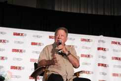 William Shatner (Star Trek) at Fan Expo 2016 in Toronto. (Photo: Stephan Ordonez/Aesthetic Magazine)