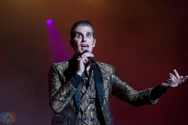 Jane's Addiction performs at the Life Is Beautiful Music Festival in Las Vegas on September 24, 2016. (Photo: Meghan Lee/Aesthetic Magazine)