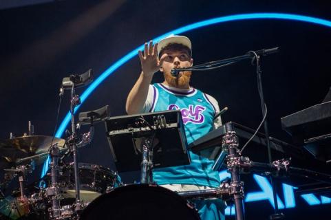 Jack Garratt performs at the Life Is Beautiful Music Festival in Las Vegas on September 23, 2016. (Photo: Meghan Lee/Aesthetic Magazine)