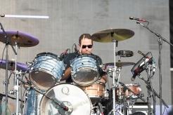 Jimmy Eat World performing at Riot Fest Chicago on September 16, 2016. (Photo: Katie Kuropas/Aesthetic Magazine)