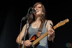 Laura Stevenson performing at Riot Fest Chicago on September 16, 2016. (Photo: Katie Kuropas/Aesthetic Magazine)