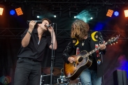 Lee Harvey Osmond performing at the Toronto Urban Roots Festival in Toronto on September 17, 2016. (Photo: Morgan Hotston/Aesthetic Magazine)