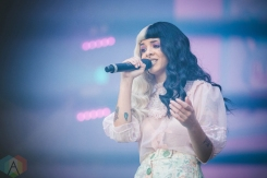 Melanie Martinez performing at the Bumbershoot Music Festival in Seattle on September 4, 2016. (Photo: Daniel Hager/Aesthetic Magazine)