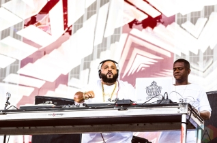 DJ Khaled performing at the Made In America Festival at the Benjamin Franklin Parkway in Philadelphia, Pennsylvania on September 4, 2016. (Photo: Saidy Lopez/Aesthetic Magazine)