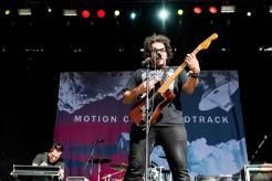Motion City Soundtrack performing at Riot Fest Chicago on September 17, 2016. (Photo: Katie Kuropas/Aesthetic Magazine)