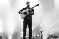 Mumford And Sons perform at the Life Is Beautiful Music Festival in Las Vegas on September 23, 2016. (Photo: Meghan Lee/Aesthetic Magazine)
